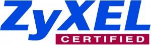 logo ZyXEL Certified